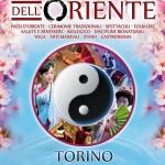 Sahaja Yoga al Festival dell'Oriente di Torino 2015